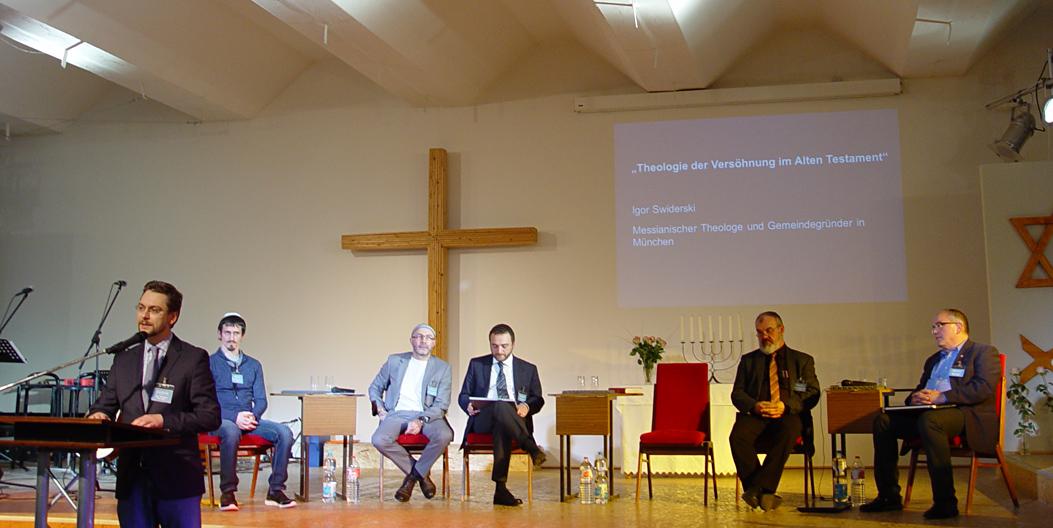 Igor Swiderski Israelkonferenz