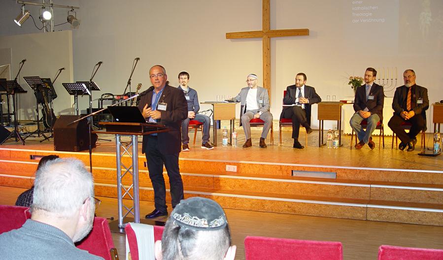 Manfred Sester Israelkonferenz