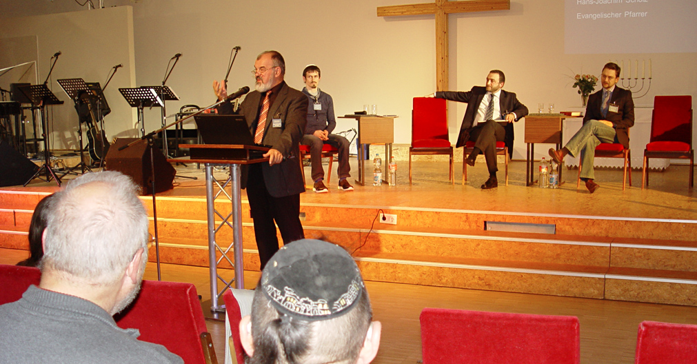 Hans-Joachim Scholz Israelkonferenz
