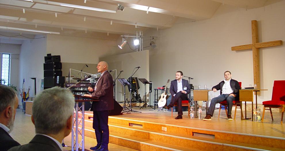Hartmut Meier Israelkonferenz