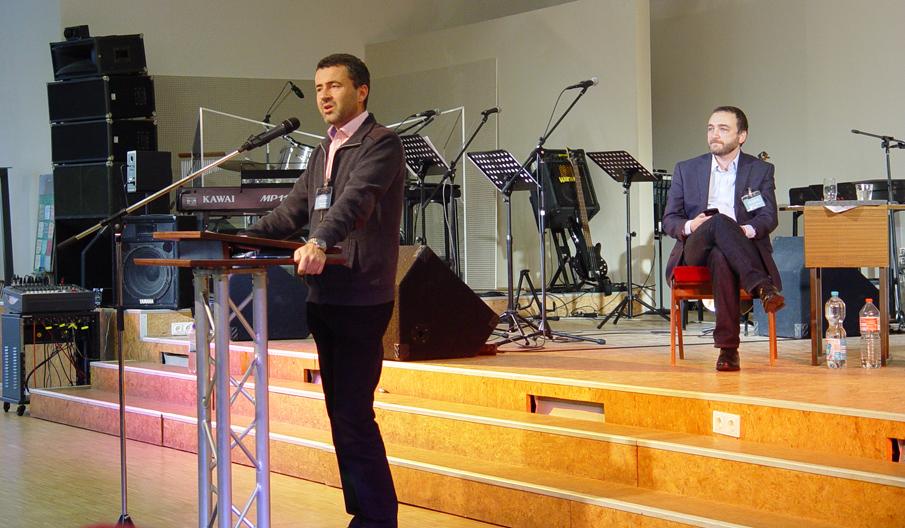 Tobias Krämer Israelkonferenz