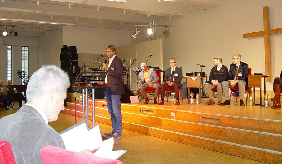 Martin Fritzsch Israelkonferenz