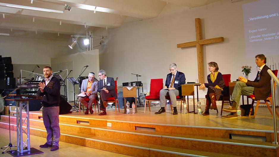 Evgeni Ivanov Israelkonferenz