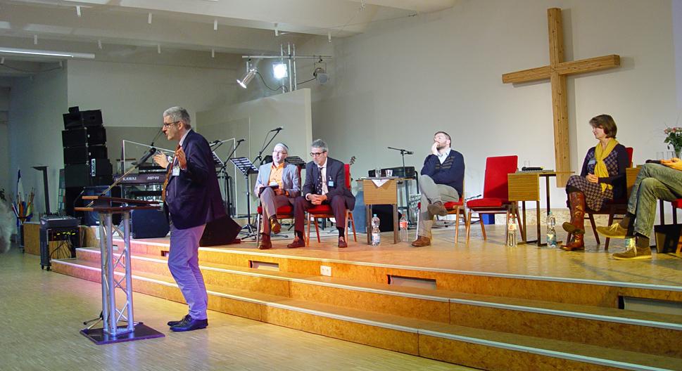 Michael Eggert Israelkonferenz