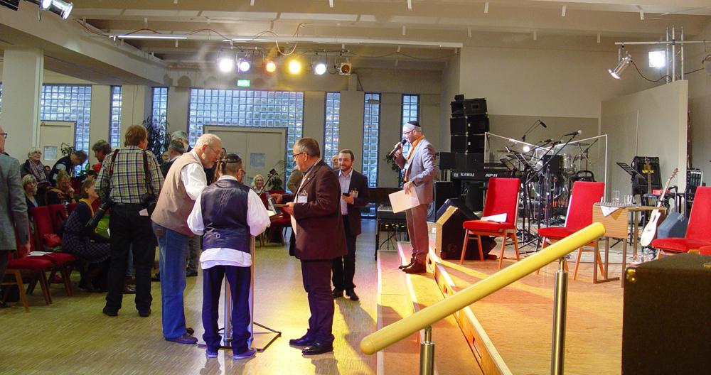 Abschluss Publikum Israelkonferenz