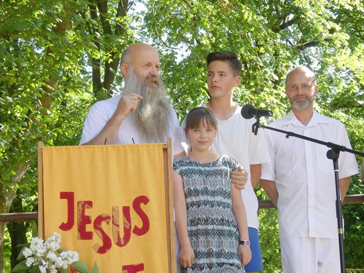 07 Zeugnis von Lisbeth am Familientag