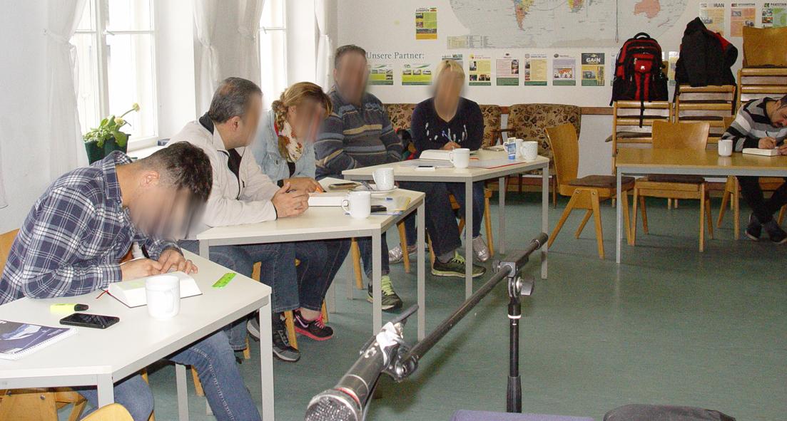 11 Seminar-Gemeinde Herbstferien