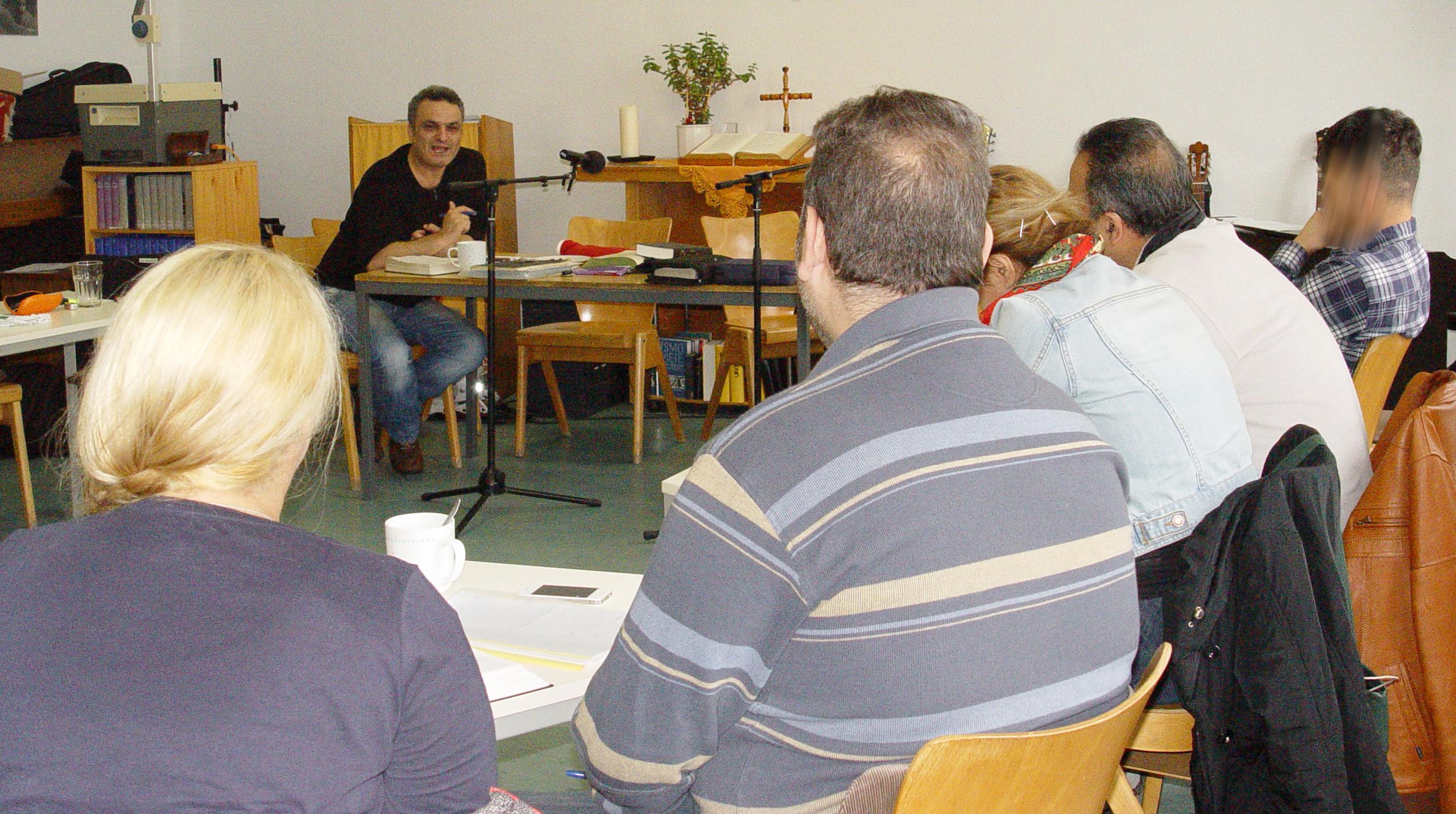 12 Seminar-Gemeinde  Herbstferien