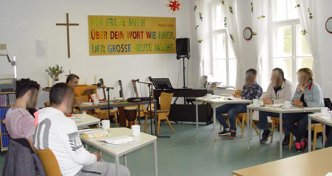 13 Seminar-Gemeinde Herbstferien