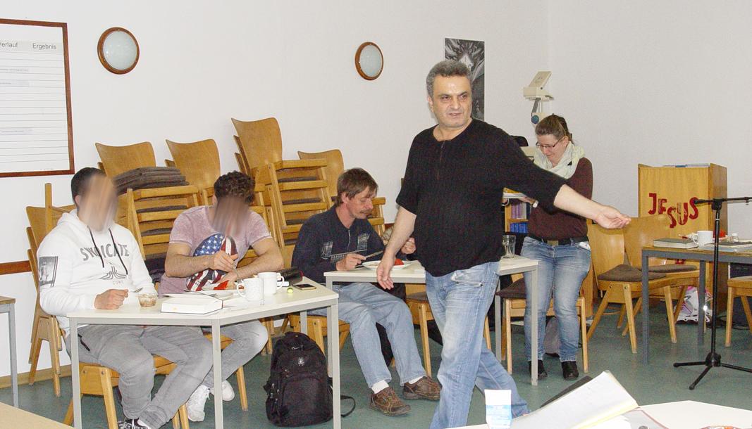 14 Seminar-Gemeinde Herbstferien