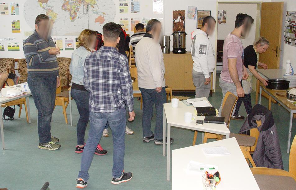 18 Seminar-Gemeinde Herbstferien