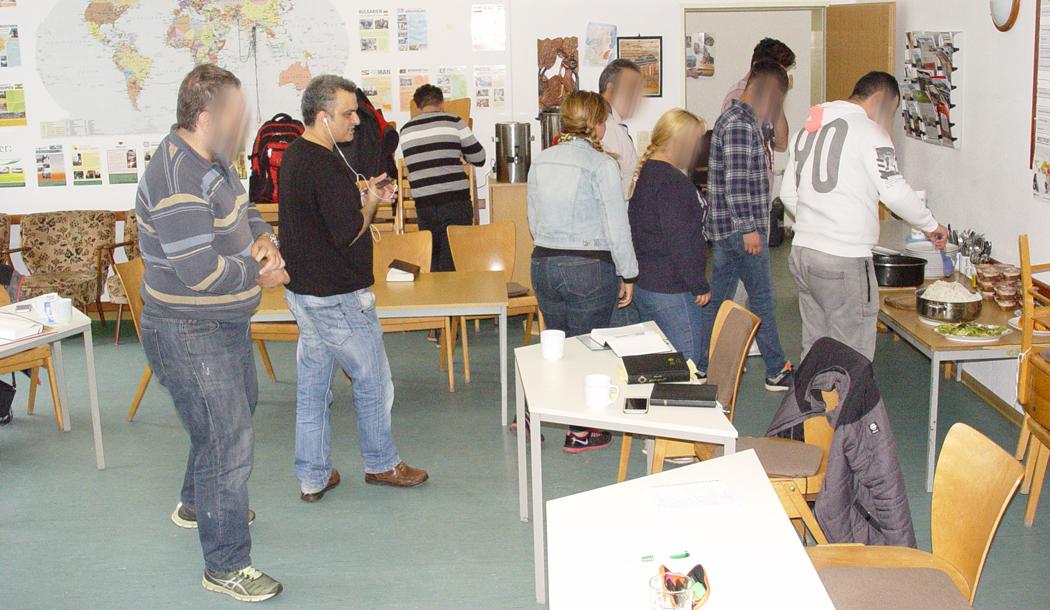 19 Seminar-Gemeinde Herbstferien