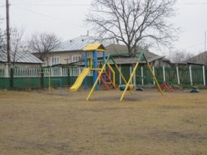 Missionsreise nach Osteuropa, Spielplatz
