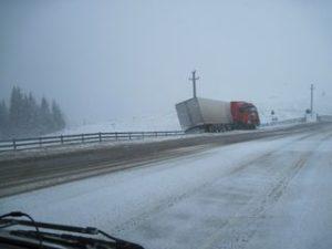 Missionsreise nach Osteuropa, Winter