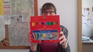 Dank an Faber-Castell 3