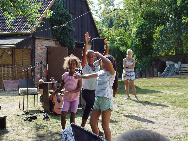 Sommer-Party Nadrensee