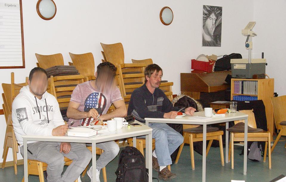 27 Seminar-Essen-Gemeinde Herbstferien