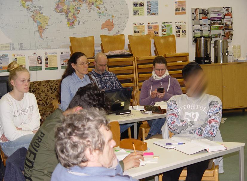 Seminar in der Passionswoche 14