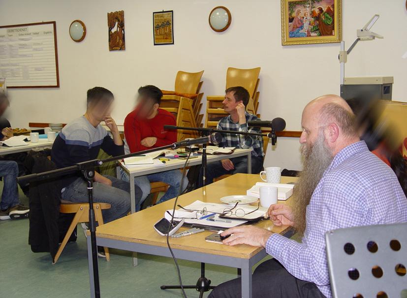 Seminar in der Passionswoche 15