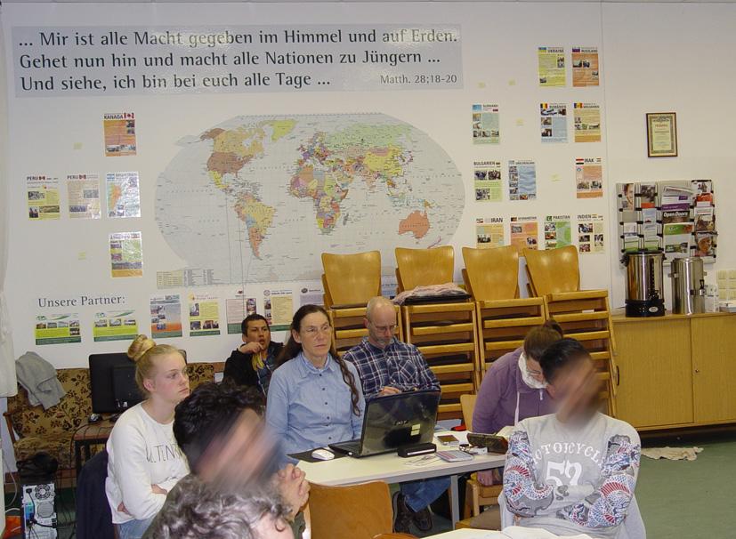 Seminar in der Passionswoche 16