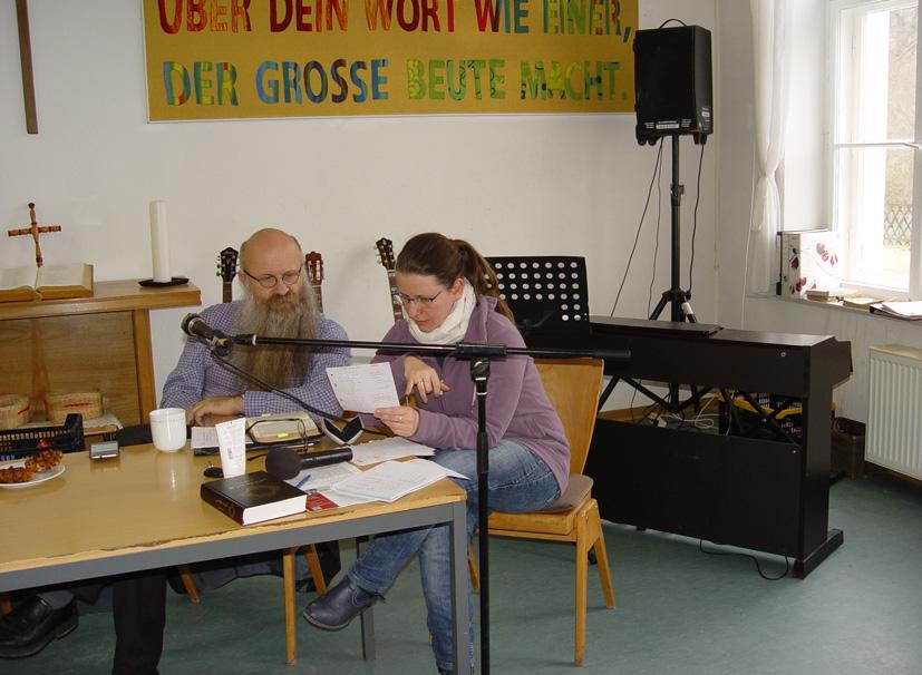 Seminar in der Passionswoche 17