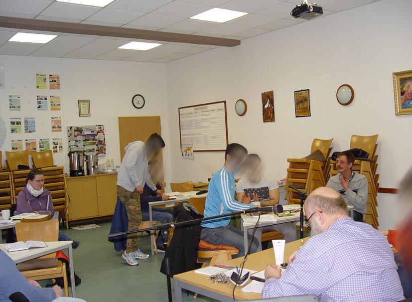 Seminar in der Passionswoche 19
