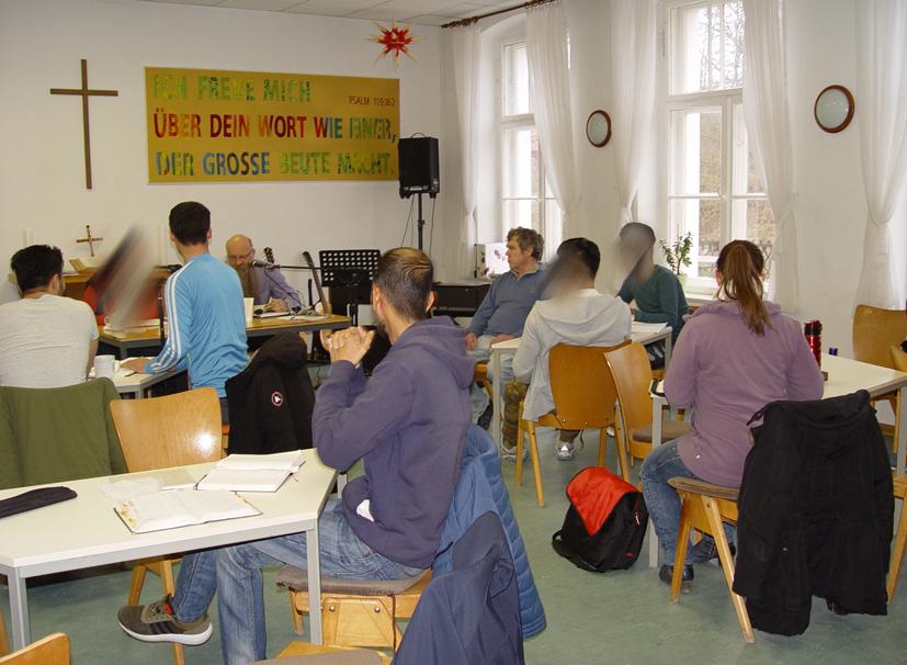 Seminar in der Passionswoche 20