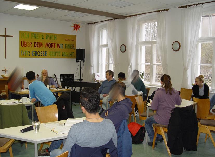 Seminar in der Passionswoche 21
