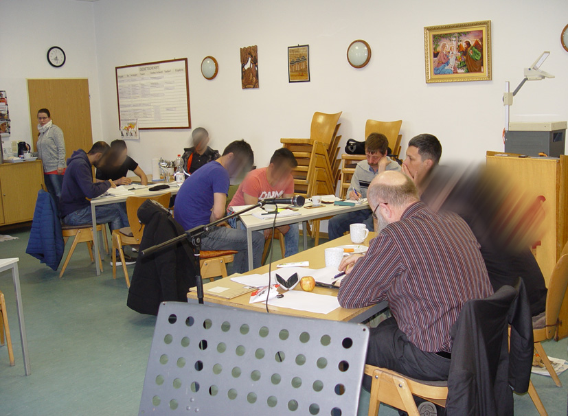 Seminar in der Passionswoche 23
