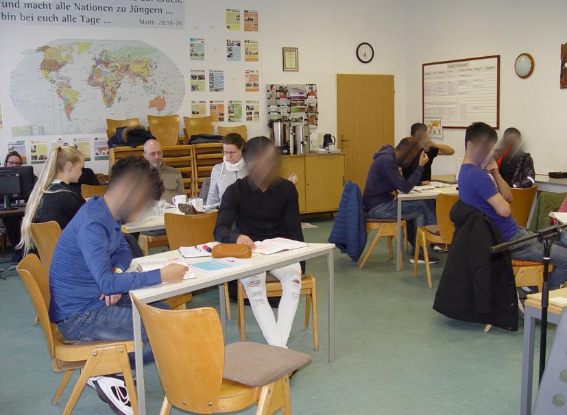 Seminar in der Passionswoche 24