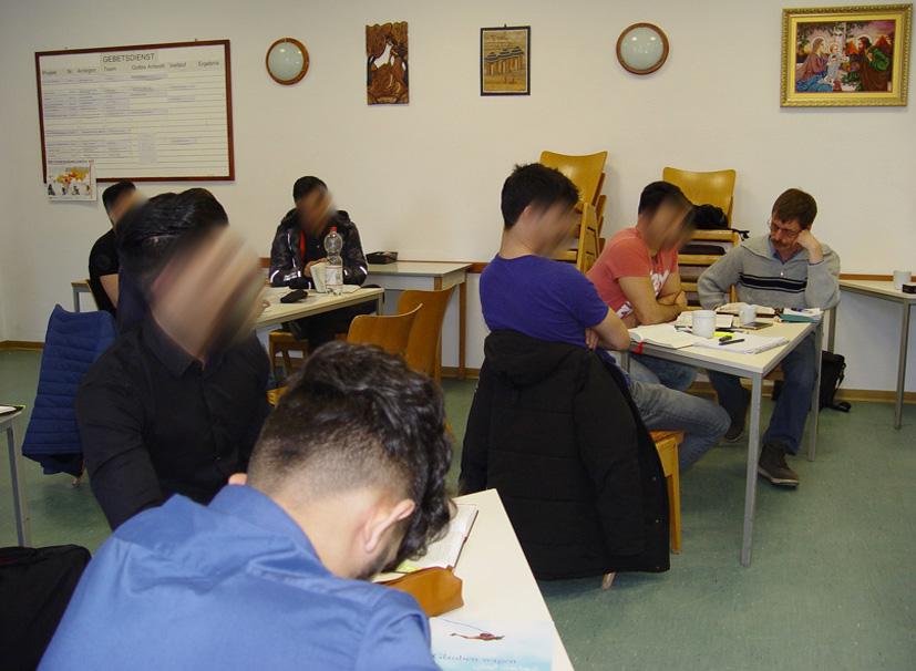 Seminar in der Passionswoche 26