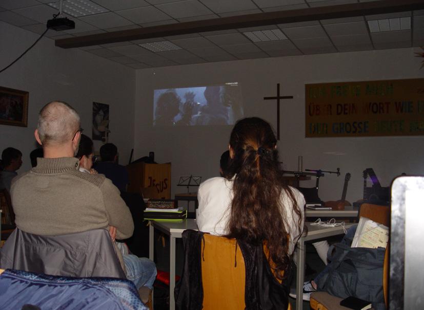 Seminar in der Passionswoche 27