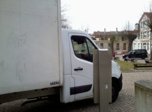 Transporter-Hilfsgüter