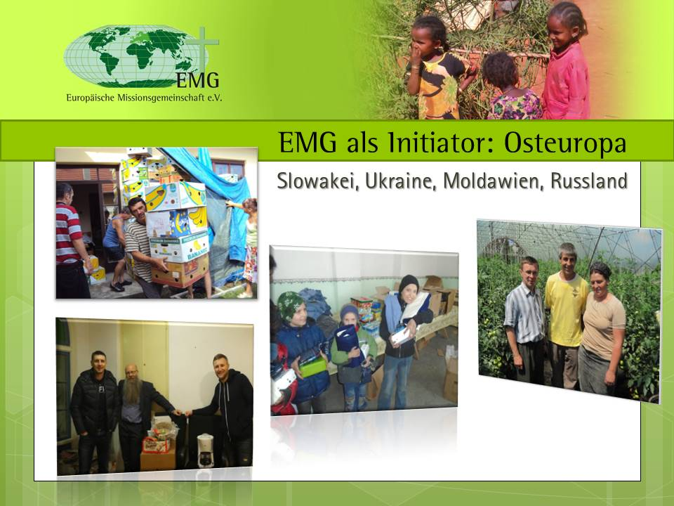 EMG als Initiator
