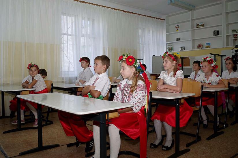 Schulkinder 9 - verteilt