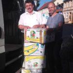 Hilfsgütertransport 1