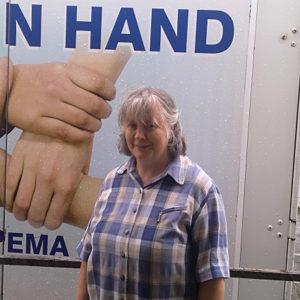 Ukraine-Hilfe, Elisabeth Kunze