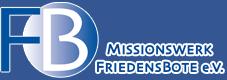 logo_de Friedensbote