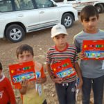 Faberstifte für Waisenkinder 4