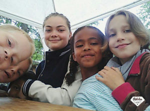 Jugendzeltfreizeit Kinder