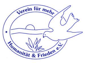 Logo Verein f Humaitaet+Frieden