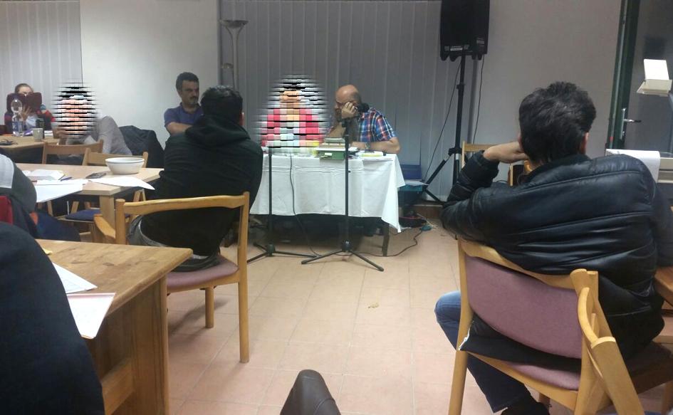 Vortrag von Frank Glaubensseminar