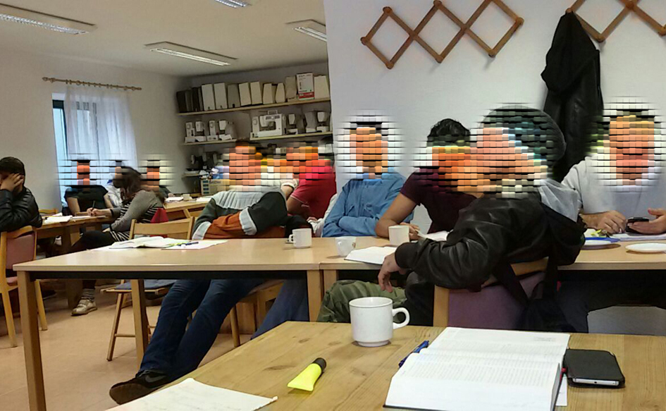 Teilnehmer Glaubensseminar