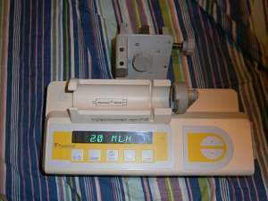 Infusionspumpen 1