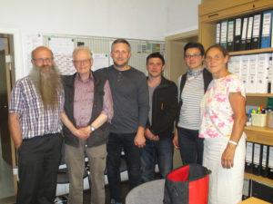 Schatrowo EMG-Team