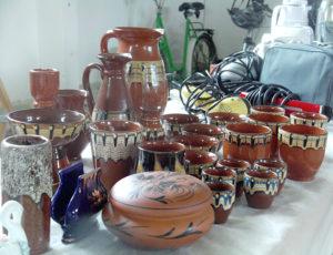 Keramik- Flohmarkt