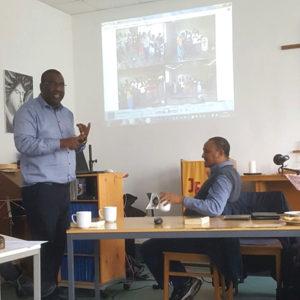 Powerpoint Präsentationsvorführung
