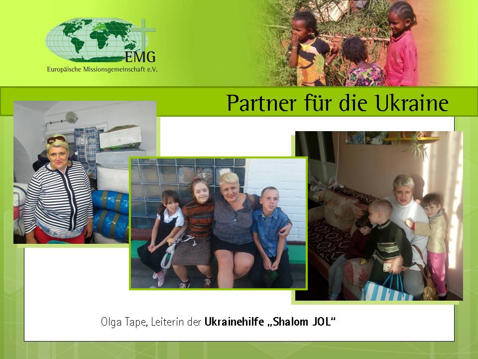Partner für die Ukraine 2