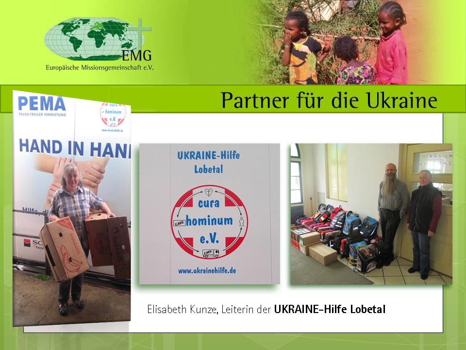 Partner für die Ukraine