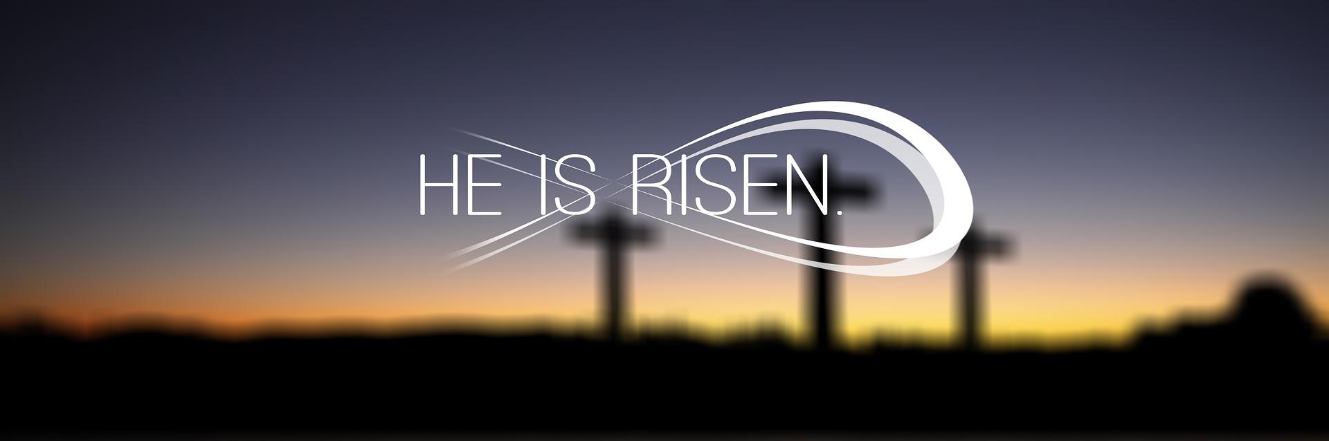 Lebt liedtext jesus weil Halleluja! Jesus